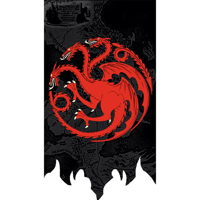 """Game of Thrones"" Banner Flag  4"