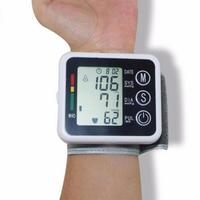 Professional Electronic Blood Pressure Function Memory Monitor Upper Arm Style Portable Home Use Large LCD Display