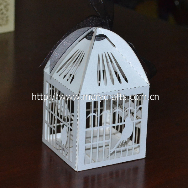 wedding cake boxes for guests wedding cake favours laser cut birdcage wedding cake boxes 8577