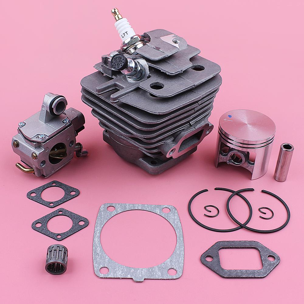 MS361 MS Valve Carburetor Spare Bearing 47mm Chainsaw For Decompression Piston Stihl 361 Kit Gasket Tool Part Cylinder Replace
