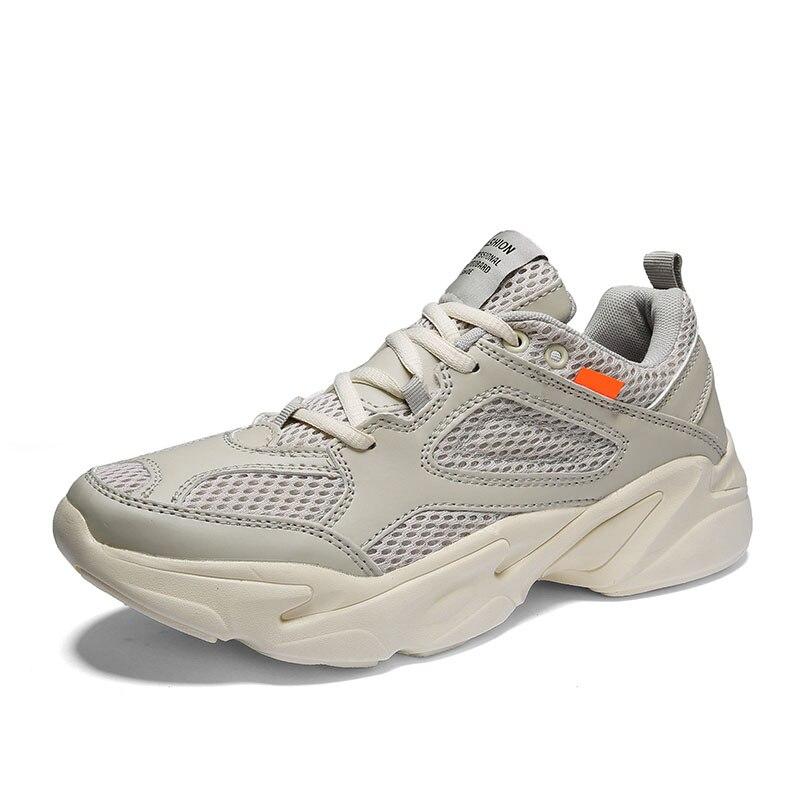 TOSJC men shoes casual mesh shoes platform sneaker male shoes black designer sneakers men size 13 mens sneakers plus size