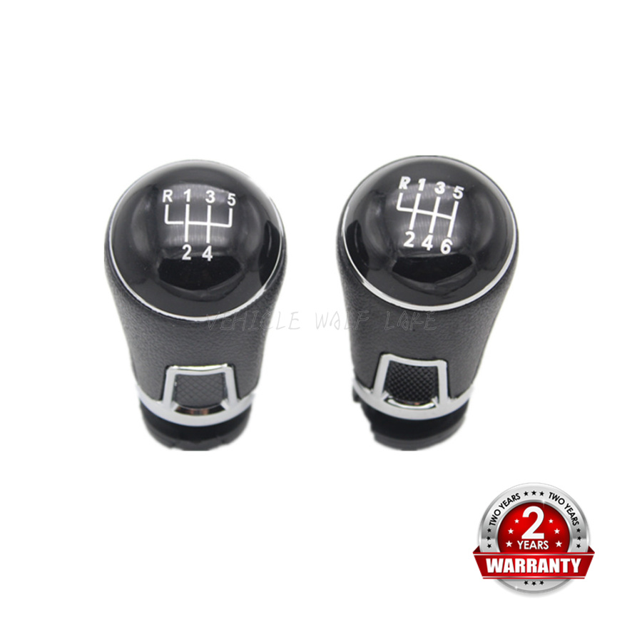 100% Quality For Vw Jetta 6 Vi A6 Mk6 2011 2012 2013 2014 2015 Car-styling New 5 Speed 6 Speed Gear Stick Lever Shift Knob Reliable Performance