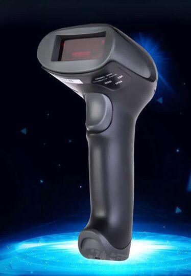 Simsiz lazer barkod scan ner skaner silahı tək bir xüsusi silah - Ofis elektronikası - Fotoqrafiya 4
