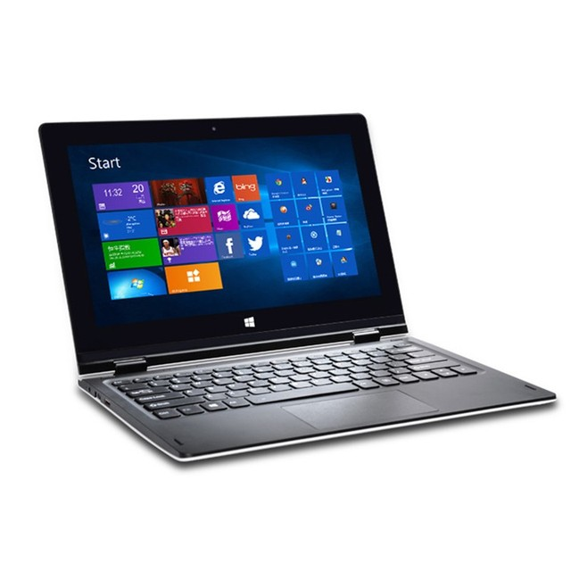 11 6inch Ips Hd Touch Screen Convertible Laptop 360 Rotating Handwriting Input Notebook Russia Windows10 Intel