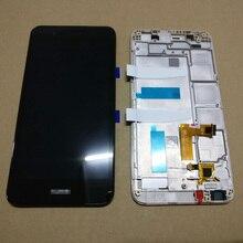 Para huawei desfrutar de 5S gr3 TAG L01 TAG L03 TAG L13 TAG L22 TAG L21 display lcd + touch screen digitador assembléia com quadro