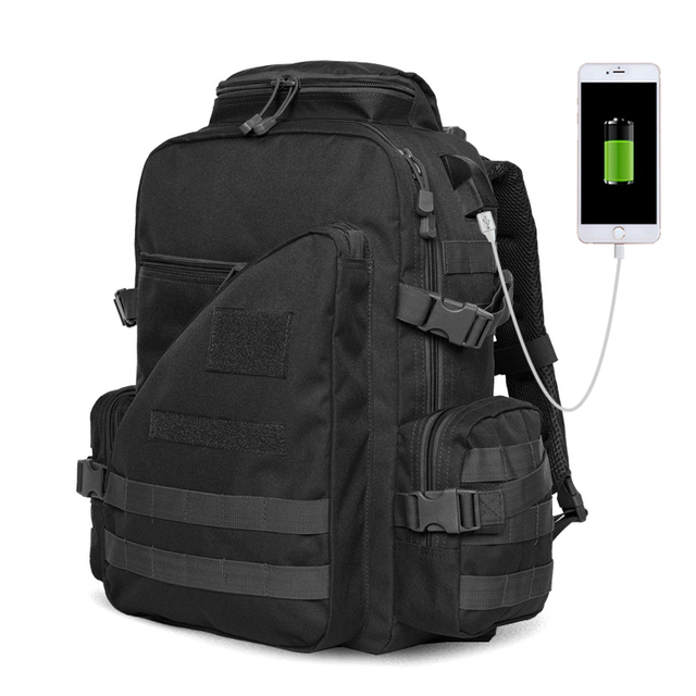 c3aaaa20780d BURAQ New 45L Arcane Backpack With Shoe Men  Travel Backpacks Camouflage Laptop  Backpacks Women Bag Casual Bags T0221