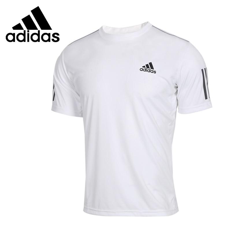 Original New Arrival Adidas Perfomance CLUB 3STR TEE Men s T shirts sleeve Sportswear