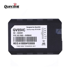 GPS Tracker Car Mini GPS Locator Queclink GV55VC 8V to 32V DC Tracking Device Vehicle Locator Car Tracker Rastreador GPS Tracker gt001 mini magnetic gps tracker locator car vehicle real time tracking system device gps locator
