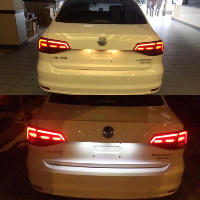 2x Volkswagen VW Golf 4 5 Passat 3B 3BG 3C CC Polo 9N T5 Eos C5W 36 - Ավտոմեքենայի լույսեր - Լուսանկար 5
