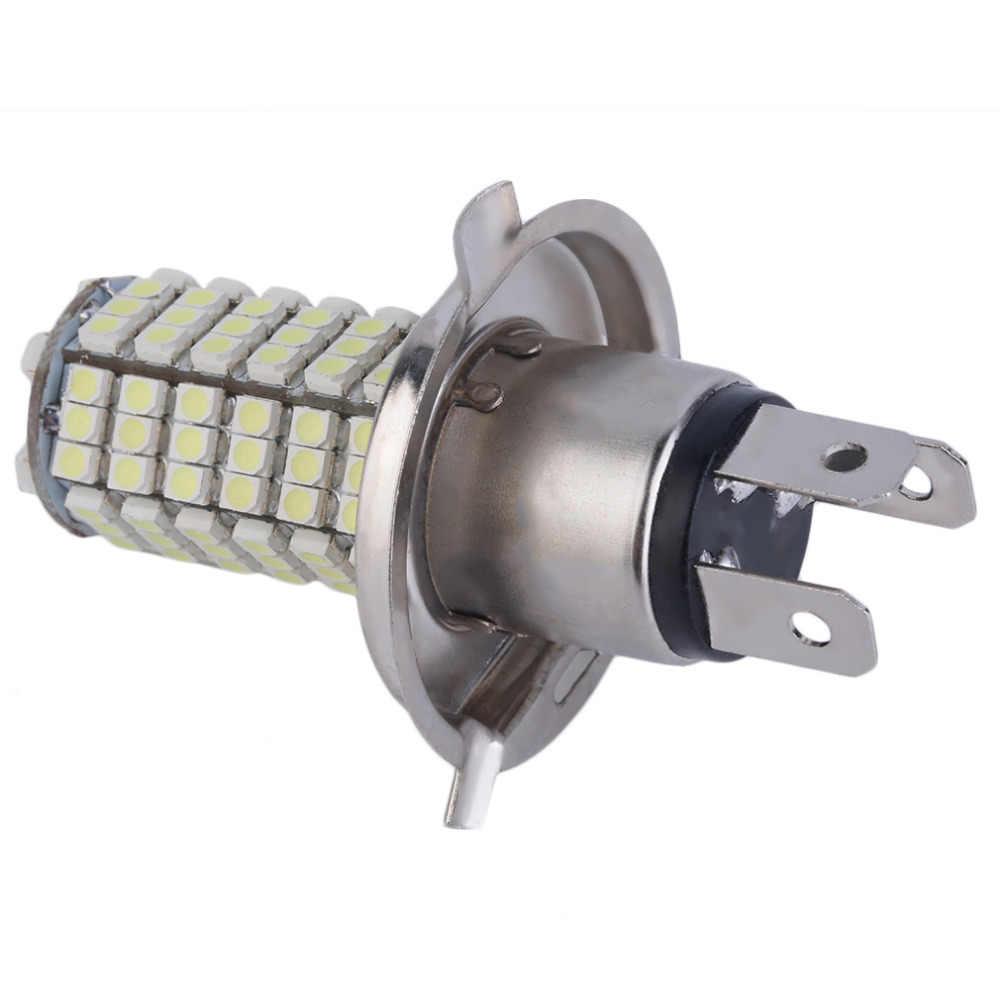 1PCS 12V LED 1210 120 SMD H4 White Head Fog Lamps Super Bright Car Tail Brake Signal Parking Light 6000K