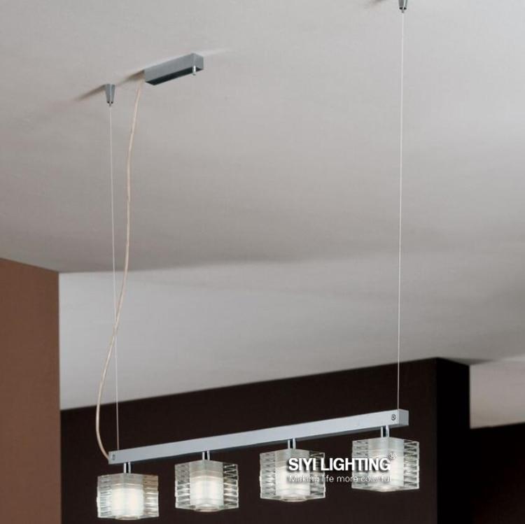 De Majo Otto x Otto S4L Contemporary Glass Pendant lights fashion lighting fixture for dining room restaurant kitchen
