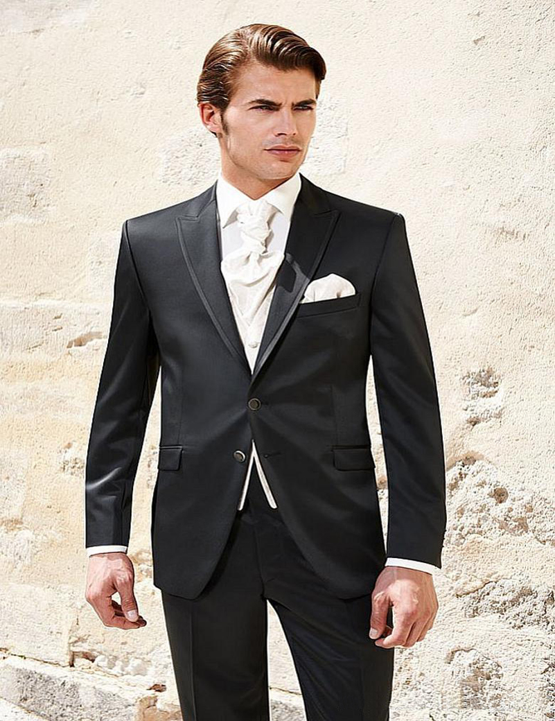 Cheap Black Suits For Sale | My Dress Tip