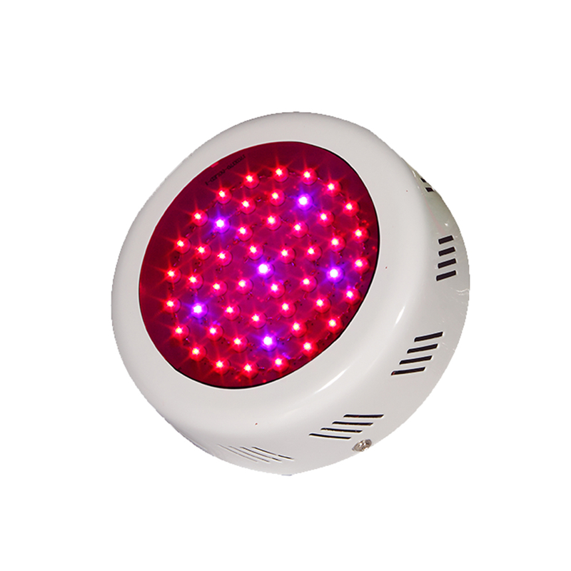 Double Chip LED Grow Light Full Spectrum 410-730nm With Red/Blue/White/UV/IR Lamp bead For Indoor Plants UFO II 50W WS-PR1R50 original cree cxa2530 cxa3070 50w 65w 100w cree led grow chip light 3000k 5000k for led high bay flood grow light medical plants