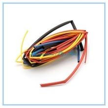 Tube-Tubing Wraps-Wire Heat-Shrink-Heatshrink 3mm 1mm 4mm 126cm Electronic-Insulation-Materials-Kit