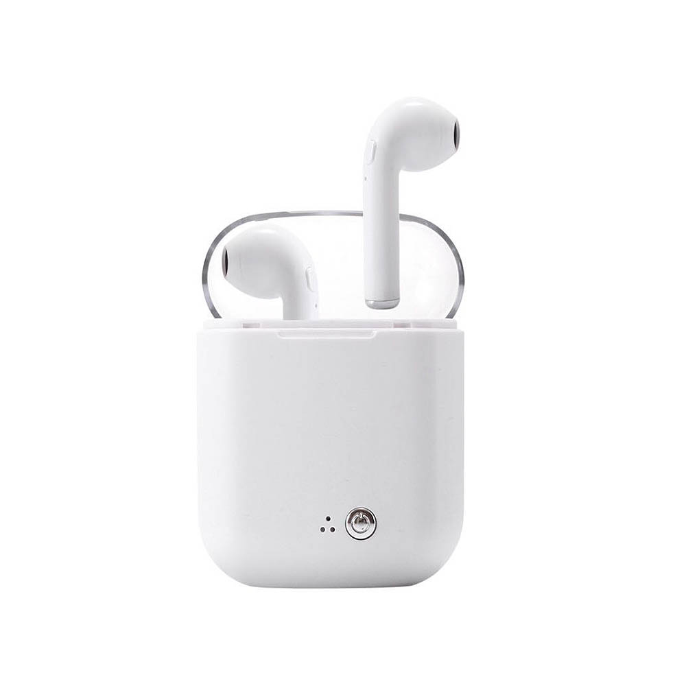 For Apple Android Earpods I7S TWS Earbuds Wireless Bluetooth Earphones Earpieces Stereo Music Headset for IPhone Xiaomi Samsung