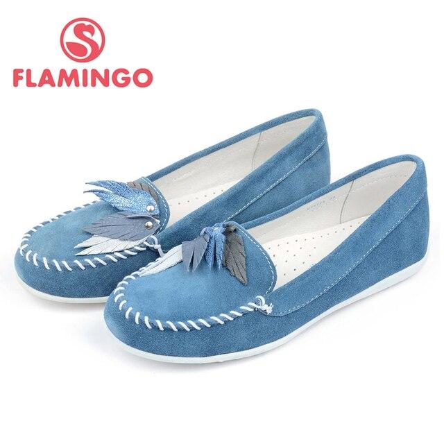 Flamingo 100% русский известный бренд 2015 новых прибытия весной и осенью дети мода высокое качество shoes qt4724