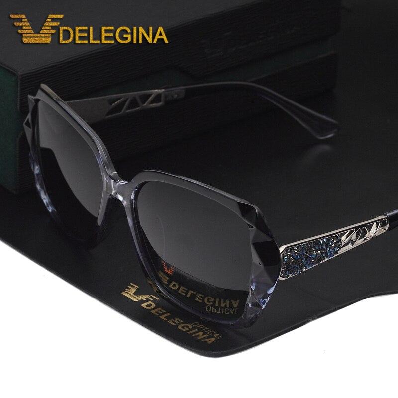 Polarized Sunglasses Female Ladies Luxury Eyewear Fashion Women With Box BF515