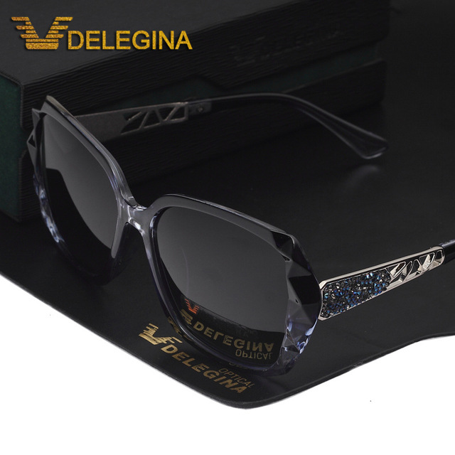 24485a491b05 Fashion Luxury Female Polarized Sunglasses Women Glases Ladies Sun Glasses  Eyewear With box BF515