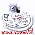 Кинугава Шарикоподшипник Заготовки GTX2863R Турбокомпрессор для Nissan Silvia S13 CA180DET AR.57