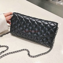 Fashionable rivet bag 2019 new style foreign versatile texture cross-body