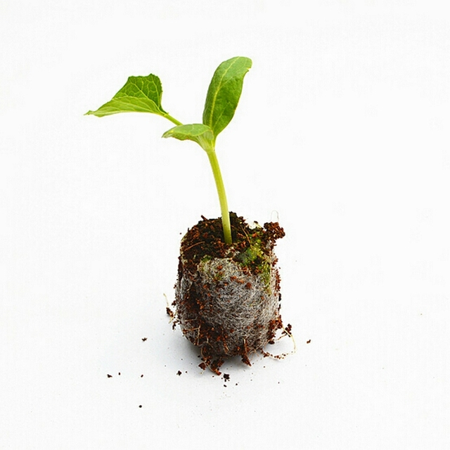 30mm Peat Pellets, Seedling Soil Block Maker Starting Plugs Seeds Starter, 40pcs/pack