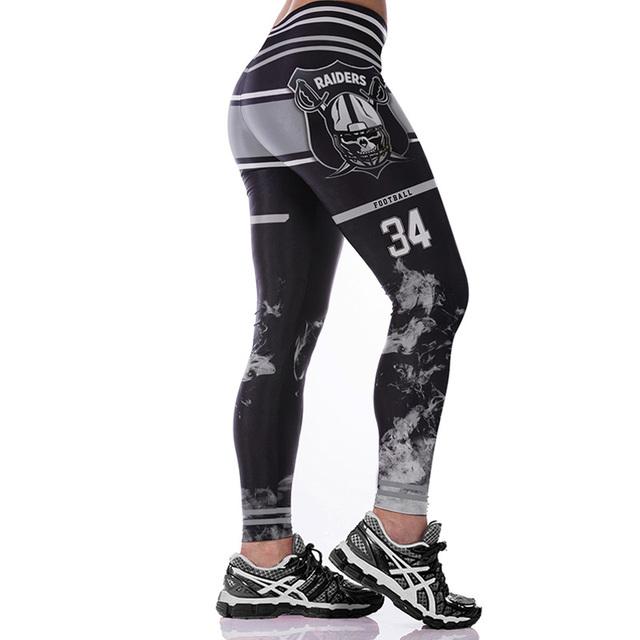 Sport Legging Fitness 3D Print