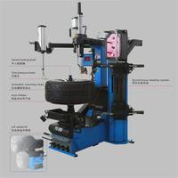 Full Automatic Tyre Changer With Pneumatic Overturn Mounting Head Made in China