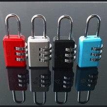 Комбинационный молнию циферблат количество код цифры хороший багажа чемодан замок ящик