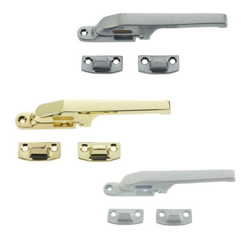 Zinc Alloy Non Locking Casement Window Fastener 142mm Window Limiter Window Strut Window Latch Locks Window Handles     - title=