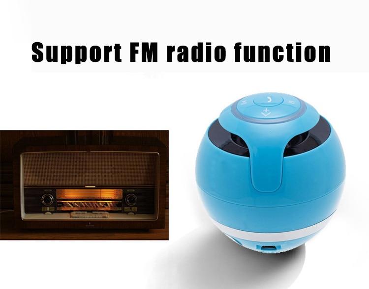 Bluetooth Speakers BS009 (7)