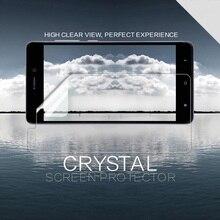 Для Xiaomi Redmi 4 Защитные пленки NILLKIN для Xiaomi Redmi 4 Анти-отпечатков пальцев Crystal Clear Screen Protector Пленка для Xiomi