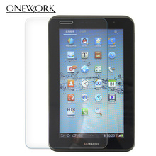 For Samsung Galaxy Tab 2 7.0 10.1 inch P3100 P3110 P5100 P5110 Tab2 Tablet Screen Protector Protective Film Tempered Glass цена 2017