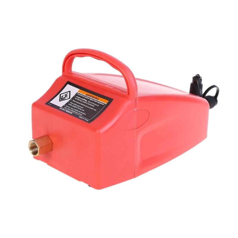 Free delivery 4.2CFM Operated Air Vacuum Pump Air Conditioner Auto Tool Pneumatic Vacuum Pump цена