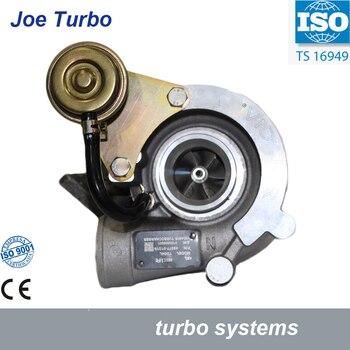 Motor TURBO 4M40 TD04L TD04L-14T 49377-01210 Oil refrigeração Turbo Turbina do Turbocompressor Para Mitsubishi Caminhão