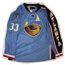 409d673c7 Atlanta Thrashers  33 DUSTIN BYFUGLIEN Hockey Jersey Embroidery Stitched  Customize any number and name Jersey