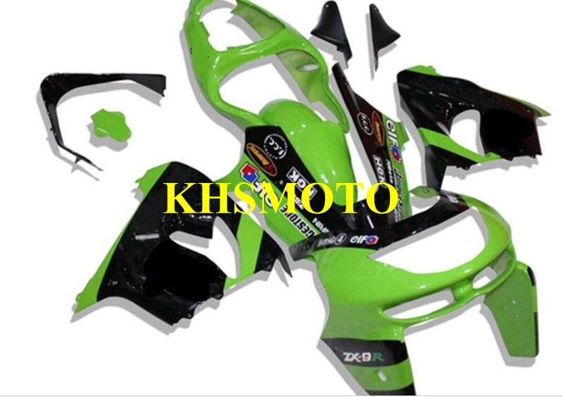 Custom Motorcycle Fairing Kit for KAWASAKI Ninja ZX9R 98 99 ZX 9R 1998 1999 zx 9r