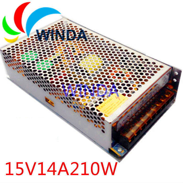 Surveillance cameras switching power supply triple output 15V 14A full range can be applies for all countries centralized 20v 1 2a power module 220v to 20v acdc direct switching power supply isolation can be customized