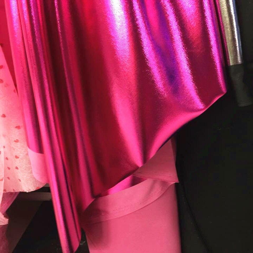 Lycra spandex tela bronceado/danza/de la boda especial tela del ...