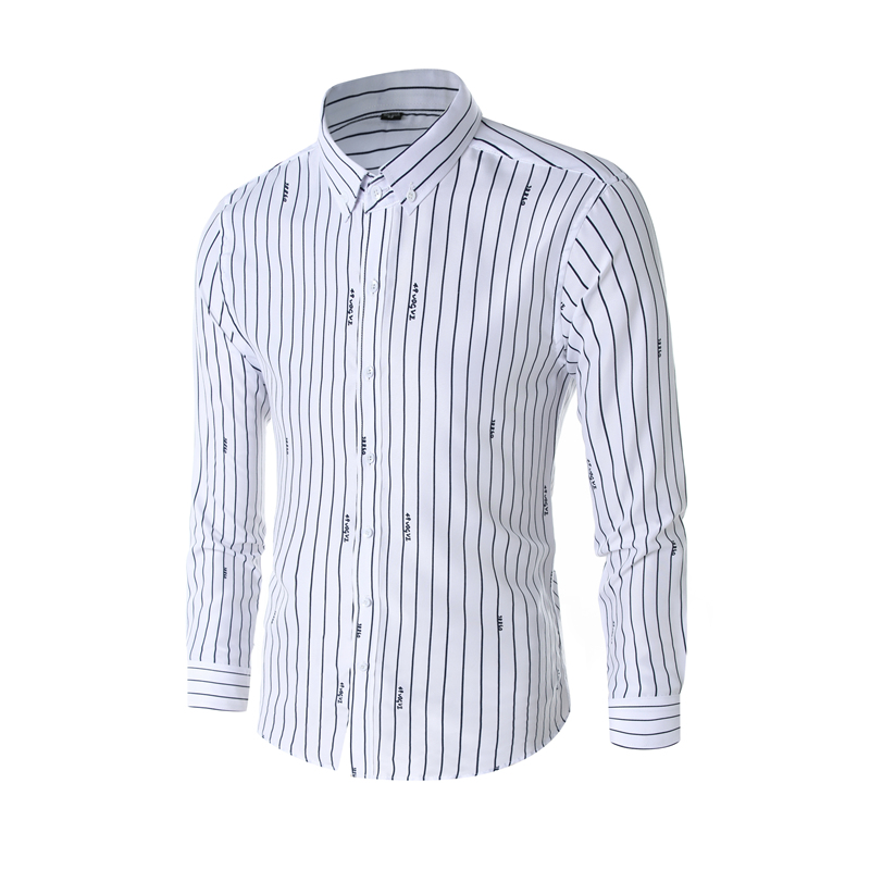 2019 rudens vyrų marškinėliai mados unikalus dizaino - Vyriški drabužiai - Nuotrauka 3