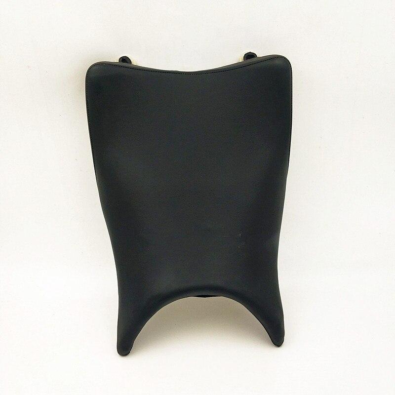 Coussin de siège de passager avant de moto pour Honda CBR 250 RR 2011 CBR250RR CBR250 nouvelle housse de siège noire