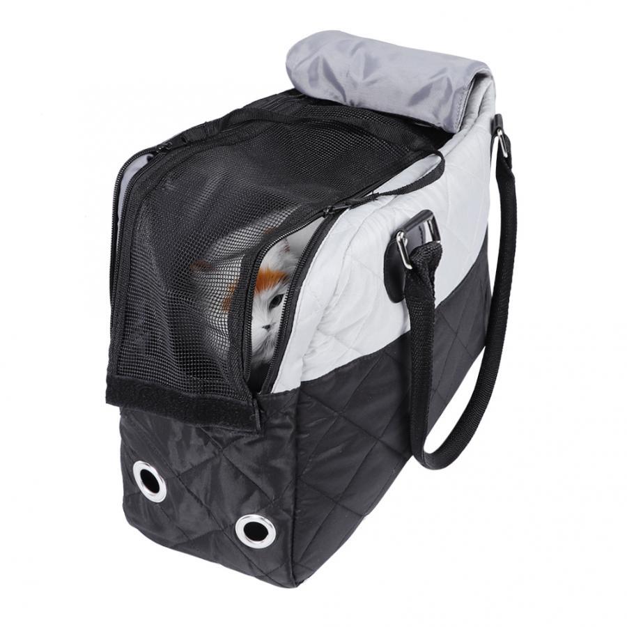 Confortable Pour Chien Transporteur BackpackOutdoor Produits De Voyage Portatif Imperméable Respirant Pour Animaux De Compagnie Chiot Chien Chat Sac de Transport