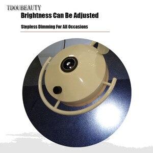 Image 3 - TDOUBEAUTY 72 วัตต์ความสว่างเพดาน LED ผ่าตัดสอบ Light Shadowless โคมไฟสัตว์เลี้ยงผ่าตัดแผนกทันตกรรม (90 V  240 V) 800 มม.