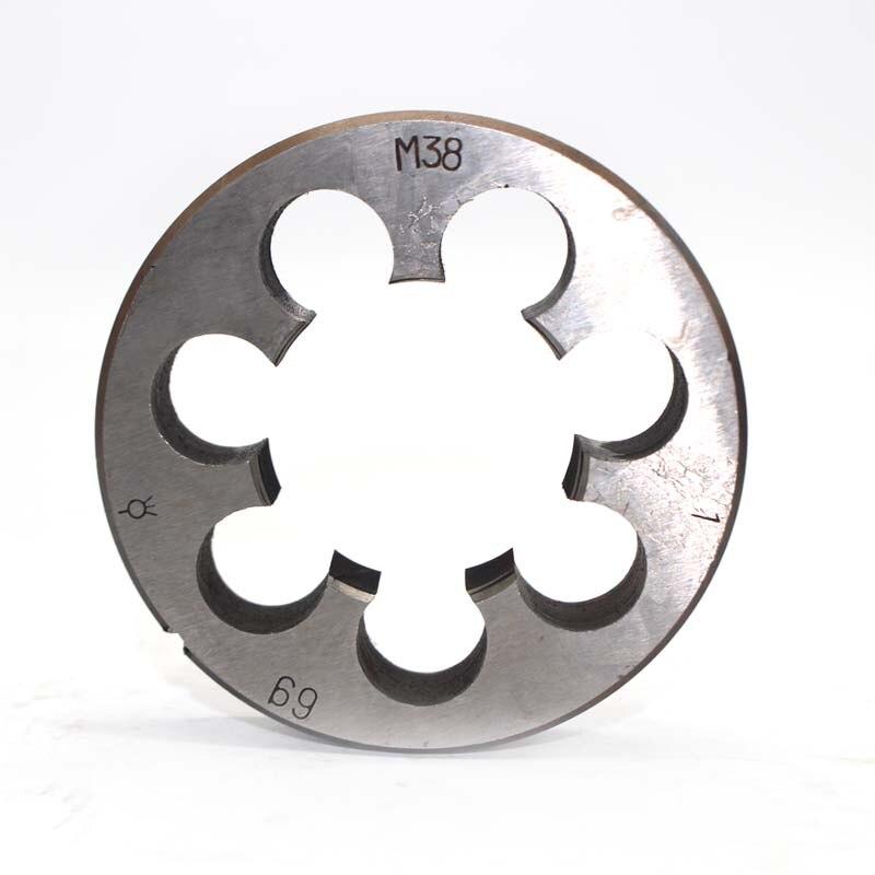 New 1pc HSS M35 x 1.5mm Tap /& M35 x 1.5mm Die Metric Thread Right Hand
