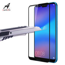 Full Cover Tempered Glass For Huawei Mate 20 P10 P20 Lite Pro Nova 2 Y9 2018 For Honor 10 7A 7C 8 Plus Screen Protector Film(China)