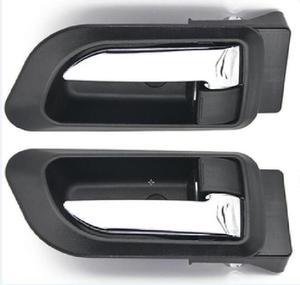Image 1 - Пара черных, серых, бежевых ручек для дверей Great wall haval hover H3 H5 2010 2013, внутренняя ручка, ручка для автомобильных дверей