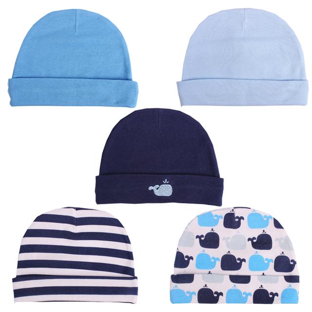 Newborn's Cute Cotton Hats