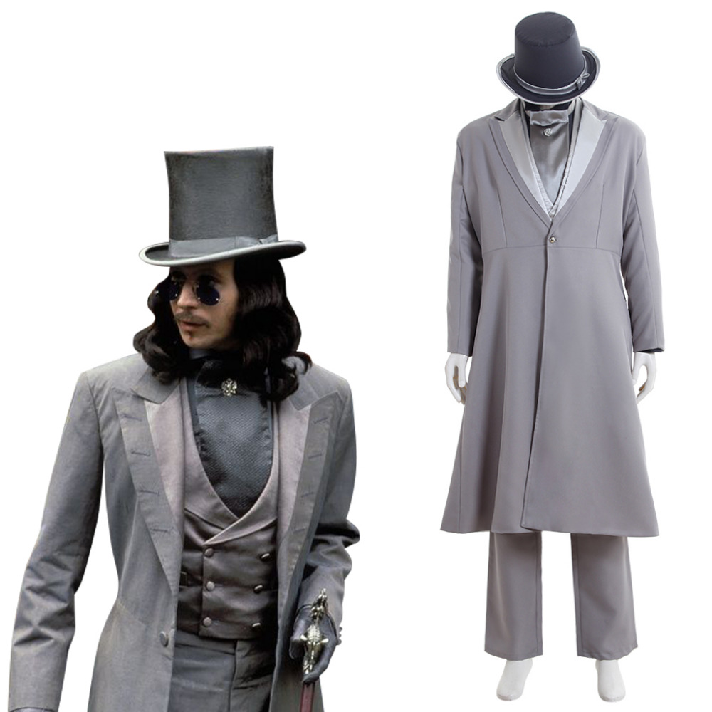 Dracula Cosplay Young Dracula Victorian Gothic Costume Man Adult Halloween Carnival Cosplay Costume rdr young adult dracula audio cd