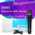 Лучшие Качества E945!! профессиональные E 945 Суперкардиоида Проводной Этап Ручной Караоке Динамический Микрофон микрофон Микрофон