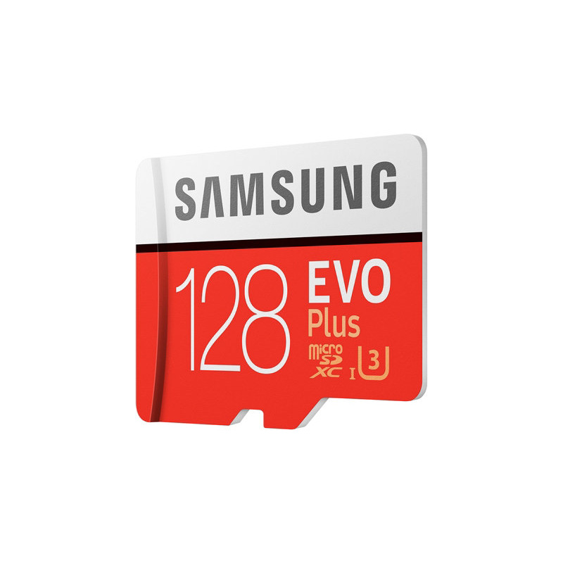 SAMSUNG EVO Plus Micro SD Memory Card 128GB Class10 microSDXC U3 UHS-I TF Card 4K HD for Mobile phone Smartphone Tablet etc