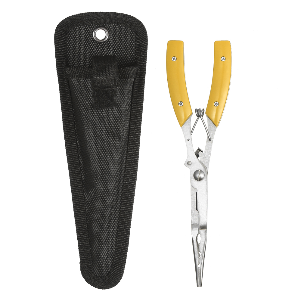 Lixada Fish Grip Nipper Plier Stainless Steel Carp Fishing Accessories Scissor Cutter Tackle Tool Fishing Tackle Cut Line Cutter in Outdoor Tools from Sports Entertainment